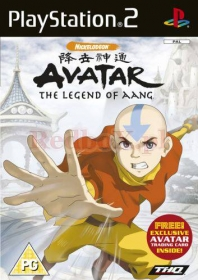 AVATAR: THE LEGEND OF ANG (PS2)