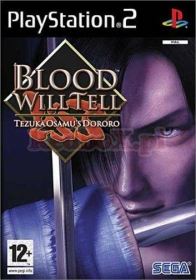 BLOOD WILL TELL (PS2)