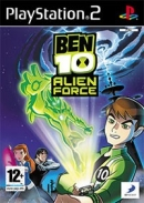 Ben 10: Alien Force The Game  (PS2)