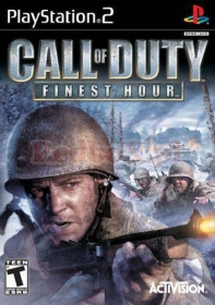 CALL OF DUTY FINEST HOUR (PS2)
