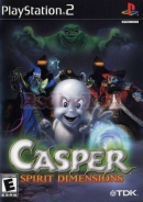 CASPER SPIRIT DIMENSIONS (PS2)