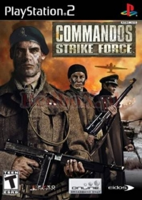 COMMANDOS: STRIKE FORCE (PS2)