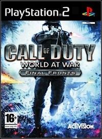 Call of Duty: World at War - Final Fronts (PS2)