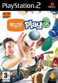 EYE TOY: PLAY 2 (PS2)