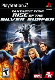FANTASTIC 4: RISE OF THE SILVER SURFER (PS2)