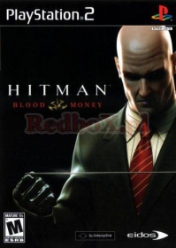 HITMAN: BLOOD MONEY (PS2)