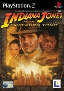 INDIANA JONES AND THE EMPEROR'S TOMB (PS2)