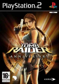 LARA CROFT TOMB RAIDER: ANNIVERSARY (PS2)