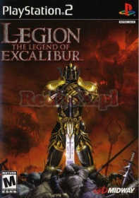 LEGION: THE LEGEND OF EXCALIBUR (PS2)