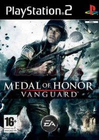 MEDAL OF HONOR: VANGUARD PL (PS2)