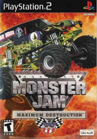MONSTER JAM: MAXIMUM DESTRUCTION (PS2)