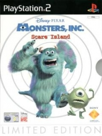 MONSTERS, INC.: SCARE ISLAND (PS2)