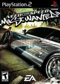 NEED FOR SPEED: MOST WANTED PL (PS2)