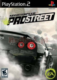 NEED FOR SPEED PROSTREET PL  (PS2)