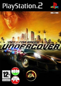 NEED FOR SPEED: UNDERCOVER PL (PS2)