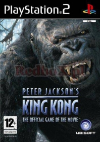 PETER JACKSON'S KING KONG (PS2)