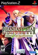 PHANTASY STAR UNIVERSE (PS2)