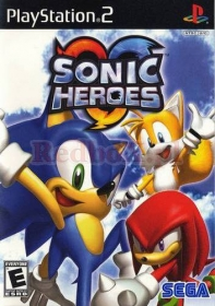 SONIC HEROES (PS2)