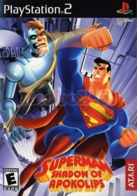 SUPERMAN: SHADOW OF APOKOLIPS (PS2)