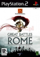 THE HISTORY CHANNEL: GREAT BATTLES OF ROME (PS2)