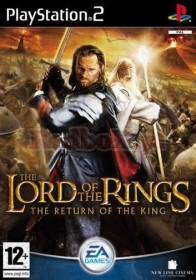 THE LORD OF THE RINGS: THE RETURN OF THE KING powrót króla (PS2)