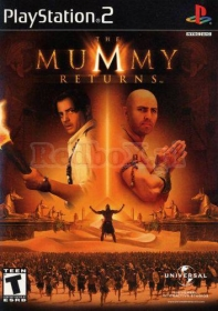 THE MUMMY: RETURNS (PS2)