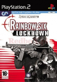 TOM CLANCY'S: RAINBOW SIX LOCKDOWN (PS2)