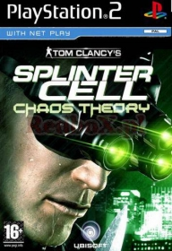 TOM CLANCY'S SPLINTER CELL: CHAOS THEORY (PS2)