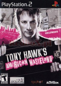 TONY HAWK'S: AMERICAN WASTELAND (PS2)