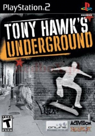 TONY HAWK'S: UNDERGROUND (PS2)