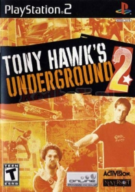 TONY HAWK'S: UNDERGROUND 2 (PS2)