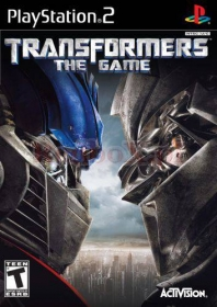 TRANSFORMERS: THE GAME (PS2)