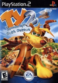 TY THE TASMANIAN TIGER 2: BUSH RESCUE (PS2)