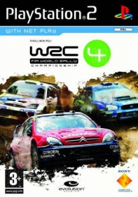 WORLD RALLY CHAMPIONSHIP 4 WRC 4 (PS2)