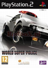 WORLD SUPER POLICE (PS2)
