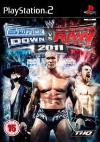 WWE SMACKDOWN VS. RAW 2011 (PS2)