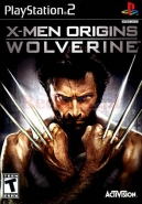 X - MEN ORIGINS: WOLVERINE (PS2)