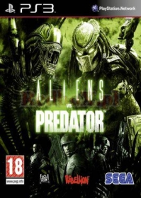 ALIENS VS PREDATOR (PS3)