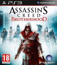 ASSASSIN'S CREED: BROTHERHOOD PL (PS3)