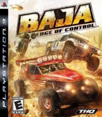 BAJA: EDGE OF CONTROL (PS3)