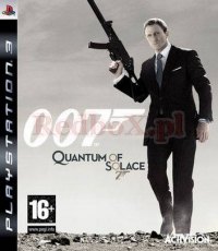 007 QUANTUM OF SOLACE (PS3)
