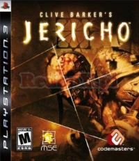 JERICHO CLIVE BARKER'S (PS3)
