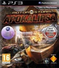 MOTORSTORM APOKALIPSA (PS3)