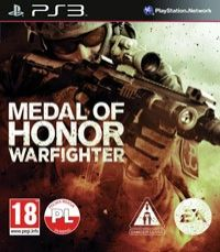 Medal of Honor: Warfighter PL (PS3)