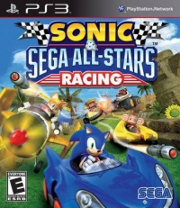 SONIC & SEGA ALL - STARS RACING (PS3)