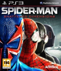 SPIDER - MAN: SHATTERED DIMENSIONS (PS3)