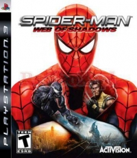 SPIDER - MAN WEB OF SHADOWS (PS3)