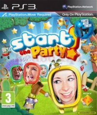 START THE PARTY! PL  (PS3)