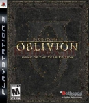 THE ELDER SCROLLS IV: OBLIVION GAME OF THE YEAR EDITION (PS3)