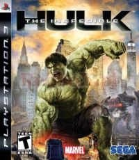 THE INCREDIBLE HULK (PS3)